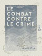 Le Combat contre le crime