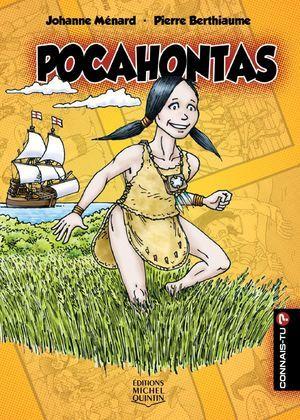 Connais-tu? - En couleurs 18 - Pocahontas