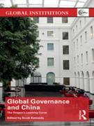 Global Governance and China: The Dragon's Learning Curve