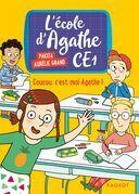 Coucou, c'est moi Agathe !: L' école dAgathe CE1