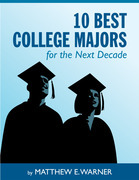 10 Best College Majors for the Next Decade