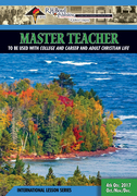 Master Teacher: 4th Quarter 2017