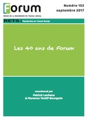 Forum 152 : Les 40 ans de Forum