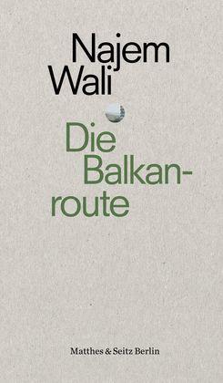 Die Balkanroute