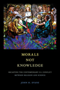 Morals Not Knowledge