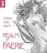 Draw & Paint the Realm of Faerie