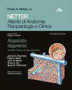 NETTER Atlante di anatomia fisiopatologia e clinica: Apparato digerente 3
