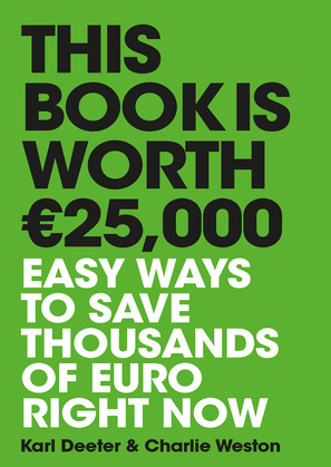 This Book is Worth €25,000