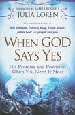 When God Says Yes: His Promise and Provision When You Need It Most