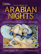 Tales From the Arabian Nights: Stories of Adventure, Magic, Love, and Betrayal (Stories & Poems)