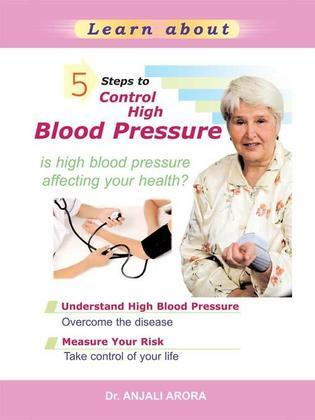5 Steps to Control High Blood Pressure
