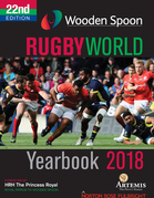 Wooden Spoon: Rugby World Yearbook 2018
