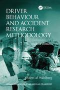 Driver Behaviour and Accident Research Methodology: Unresolved Problems