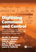 Digitising Command and Control: A Human Factors and Ergonomics Analysis of Mission Planning and Battlespace Management