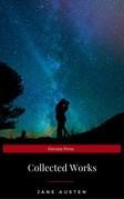 Jane Austen: Four Novels (Eireann Press)