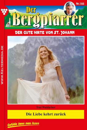 Der Bergpfarrer 166 - Heimatroman