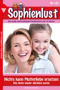 Sophienlust 163 - Liebesroman