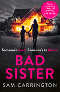 Bad Sister: The new gripping psychological thriller you won't be able to put down in 2017