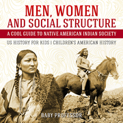 Men, Women and Social Structure - A Cool Guide to Native American Indian Society - US History for Kids | Children's American History