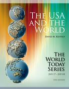 The USA and The World 2017-2018