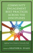 Community Engagement Best Practices Across the Disciplines