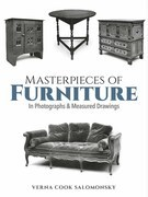 Masterpieces of Furniture in Photographs and Measured Drawings