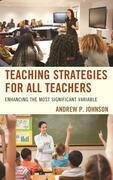 Teaching Strategies for All Teachers