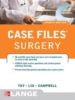 Case Files Surgery, Fourth Edition
