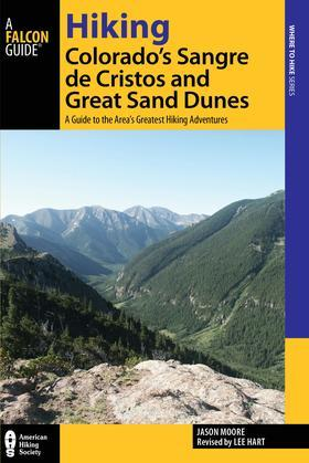 Hiking Colorado's Sangre de Cristos and Great Sand Dunes