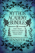 Mythos Academy Bundle: First Frost, Touch of Frost, Kiss of Frost &amp; Dark Frost