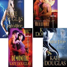 Kate DouglasDemonSlayer Bundle: Demonfire, Hellfire, Starfire & Crystal Fire