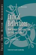 Critical Reflections: How Groups Can Learn from Success and Failure: How Groups Can Learn from Success and Failure