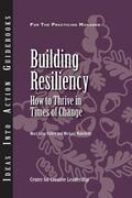 Building Resiliency: How to Thrive in Times of Change: How to Thrive in Times of Change