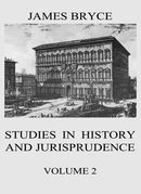 Studies in History and Jurisprudence, Vol. 2