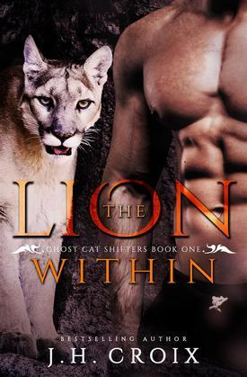 The Lion Within: Ghost Cat Shifters, Book 1