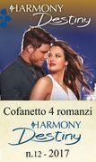 Cofanetto 4 romanzi Harmony Destiny - 12