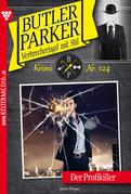 Butler Parker 124 - Kriminalroman