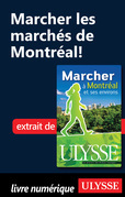 Marcher dans les marchs de Montral