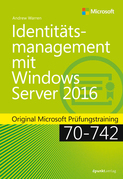 Identitätsmanagement mit Windows Server 2016