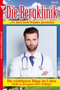 Die Bergklinik 11 – Arztroman