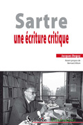 Sartre. Une écriture critique