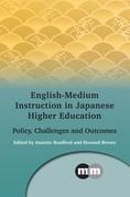 English-Medium Instruction in Japanese Higher Education