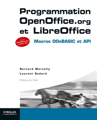 Programmation OpenOffice.org  et LibreOffice