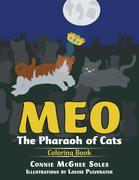 Meo: The Pharaoh of Cats Coloring Book