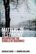 Matters of Testimony