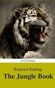 The Jungle Book (Best Navigation, Active TOC) (A to Z Classics)