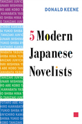 Five Modern Japanese Novelists