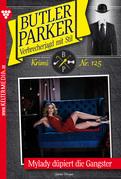 Butler Parker 125 - Kriminalroman