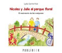 Nicolas y Julie al parque floral