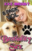 Bestiality - 8-Pack Vol 1: zoophilia zoophilia erotica beast beast erotica bestiality bestiality erotica knot knotting knotted dog dog sex animal sex creampie oral sex first time taboo xxx domination